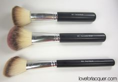 Bella Terra Cosmetics Review - Brushes, Lip Gloss & Eyeshadow