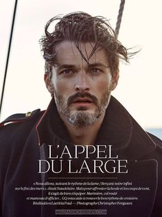 Male Fashion Trends: Ben Hill por Christopher Ferguson para GQ Francia