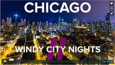 CityPlanningNews.com: Windy City Lights - Chicago Time Lapse