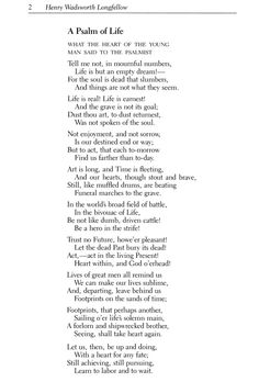 """""""...footprints on the sands of time."""" A Psalm of Life, Henry Wadsworth Longfellow"""