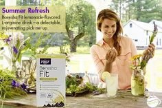 Boresha FIT - refreshing summer drink with benefits. A crisp lemonade flavor with a splash of goodness from healthy amino acids and antioxidants are what make Boresha Fit a delectable, rejuvenating pick-me-up.