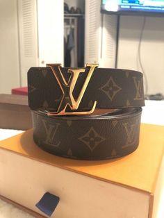 New and Used Jewelry & accessories for Sale in Jacksonville, FL - OfferUp Ceinture Louis Vuitton, Louis Vuitton Belt, Louis Vuitton Handbags, Louis Belt, Lv Belt Men, Luxury Belts, Branded Belts, Designer Belts, Lv Handbags