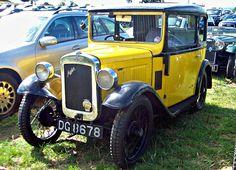 1934 Austin-Seven-Long 747cc 4-cylinder side-valve engine