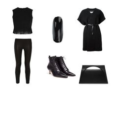 How to wear black like a fashion editor? - Styled by Ella Parker - Join our community today - Motilo     #streetstyle