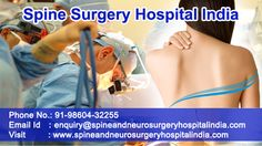 You can search for the best spine surgery hospital in India at Indian metro cities like Delhi, Bangalore and Chennai. These cities are having spine surgery hospitals that perfectly cure their patients of spine disorders.