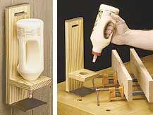 Glue Bottle Tote