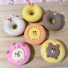 Line Donut