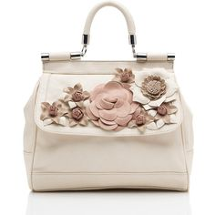 Botanical Cream Day Bag - Forever New (5.045 RUB) ❤ liked on Polyvore featuring bags, purses, borse, handbags and сумки