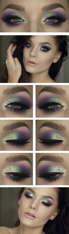 Almost every girl wishes she was a mermaid, of course we know you really are one. Let your friends know it too with these stylish mermaid inspired looks you can pull off every day. And if they still don't work it out, consider something a little more severe.