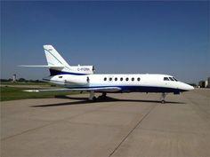 Falcon 50, Price Reduced, Engines on MSP Gold, APU on MSP, CAMP #bizav #aircraftforsale