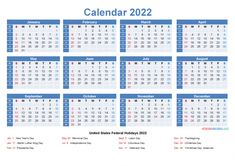 Yearly Calendar Template, Excel Calendar, Printable Calendar Template, 2021 Calendar, Calendar Ideas, Large Desk Calendar, Fillable Calendar, Fiscal Calendar, January Calendar