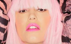 Gwen 2014 Pink Hair :)