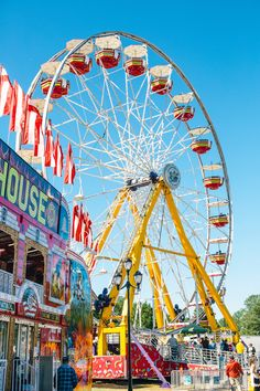 October - A guide to the North Carolina State Fair in Raleigh (with little kids), and how to have the best time ever.