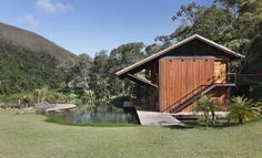 You've Been to This Brazilian Bungalow—In Your Imagination