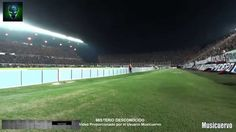 #Orb type #UFO seen flying over a live Football match between San Lorenzo and Botafogo.