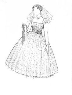 441 best paper dolls to color images paper dolls paper envelopes 1890s Bridal Gowns paper dolls of historical bridal gowns