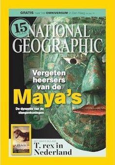 12x National Geographic € 39,95: Met een abonnement op National…
