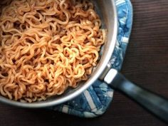 Mac and Cheese Ramen Noodles
