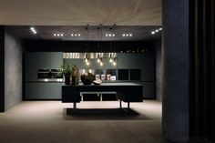 Traditionally, Aran Cucine has always been keen to experiment and search for innovative kitchen solutions. A winning feature of Aran Cucine is its ability to… Kitchen Prices, Living Magazine, Loft Design, Kitchen Trends, Interior Design Kitchen, Home And Living, Elegant, Furniture, Pavilion