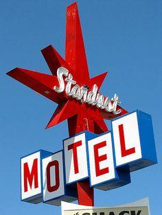 The Stardust Motel | Redding, California