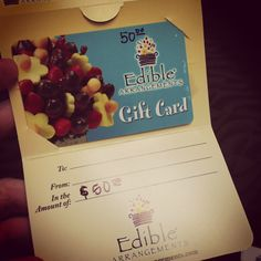 Win a $50 Edible Arrangements Gift Card from Lethbridge Toyota for your Valentine this year!