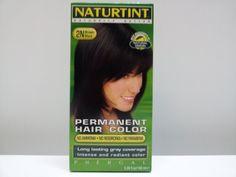 naturtint brown black permanent hair color 2n ct upc 661176 011322 - Colorant Semi Permanent