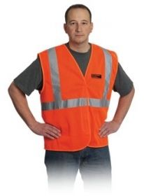 Promotional Products Ideas That Work: CLASS 2 VEST VALUE VEST. Get yours at www.luscangroup.com