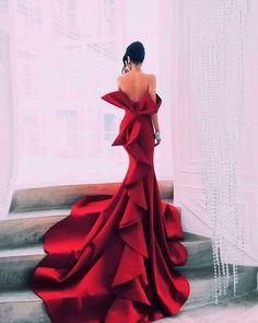 Red Elegance..