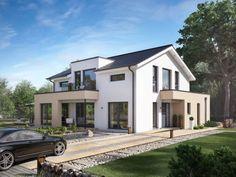 2 Story Modern House Design 9.4x10m - SamPhoas Plan