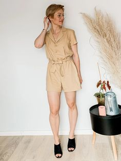 Kaile Jumpsuit – mAke Sustainable Clothes, Shirt Dress, Shirts, Dresses, Fashion, Vestidos, Moda, Shirtdress, Fashion Styles
