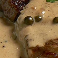 What can possibly be better than the taste of a pepper cream sauce on a steak?