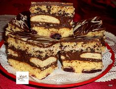 nagy sikere van, úgy tűnik ez a legújabb favorit! Tiramisu, Oreo, French Toast, Food And Drink, Sweets, Cookies, Baking, Breakfast, Cake