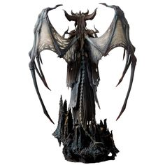 """Diablo Lilith 24.5"""" Premium Statue Diablo Lilith, World Of Warcraft Merchandise, Heroes Of The Storm, Gaming Desk Mat, Drawing Projects, Fantasy Costumes, Zbrush, Game Character, Overwatch"""