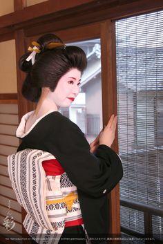 芸妓さん。お座敷スタジオにて撮影。#Maiko #Geiko #Kyoto