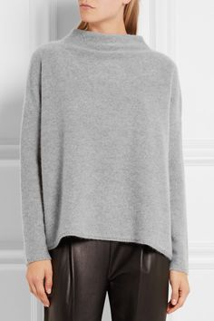 Vince | Boiled cashmere sweater | NET-A-PORTER.COM