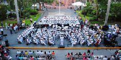 Banda Sinfónica y Coro de la Secretaría de Marina Armada de México en Tampico.  ========================   Rolando De La Garza Kohrs  http://About.Me/Rogako  ========================