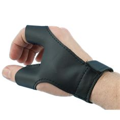 Archers Hand Protection - MCI-2456 by Medieval Collectibles Left hand. dunno my size yet