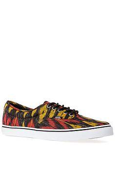 f5923a1d976f9 The LPE Sneaker in Black Ikat by Vans Footwear Vans Footwear, Vans Shoes,  Streetwear