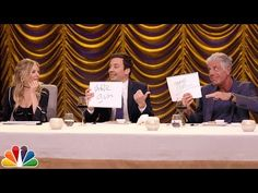 The Tonight Show Starring Jimmy Fallon: Secret Ingredient with Sienna Miller and Anthony Bourdain Gross Food, Bd Comics, Sienna Miller, Jimmy Fallon, Place Card Holders, In This Moment, Anthony Michael, Youtube, Food Game