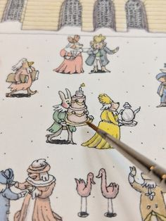 Mattias Inks: Let them eat cake