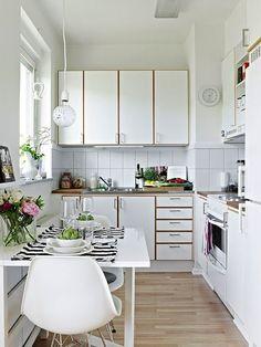 8 предложений для дизайна небольшой кухни