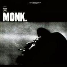 """VAI UM SOM AÍ?: Thelonious Monk - """"Monk"""" foi lançado em 1964, form..."""