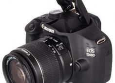 1 year warranty box pack Canon EOS 1200-D with 16gb card and bag