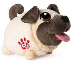 Alex. Chubby Puppies and Friends Bumbling Puppies Plush f2d749b3292c