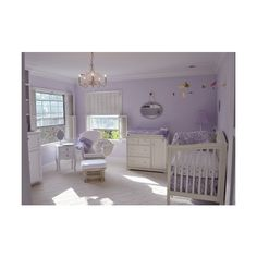 ... or maybe lavender walls for Tutu?