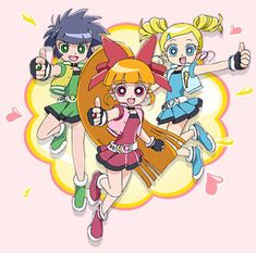 Ah... Powerpuff Girls Z... I really don't know what to think about you. See, I love it. It has a much deeper, much cooler plotline. I adore the style. But it deviates so far from PPG. I mean, the girls aren't even sisters. Ya know, I think I can look past all that. The only thing I abhor... In PPGZ, Mojo Jojo is a total moron. That's hard to look past... But I think I can do it. <------This. I agree with this person 100%.