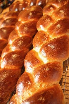 I love making challah. Not only does it look incredibly fancy, but it makes excellent french toast.