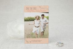 Whom My Soul Loves - Save the Date Magnet by MagnetStreet