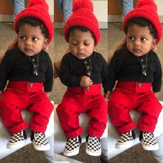Find affordable and attractive toddler lad bases and baby dress from a reputable name in baby garb. Black Baby Boys, Cute Black Babies, Beautiful Black Babies, Black Kids, Cute Babies, Brown Babies, Babies R Us, Baby Boy Swag, Cute Baby Boy