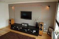 Groove's new lounge with floating wall build | AVForums.com - UK Online - Page 16  Dulux potters wheel